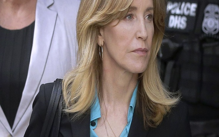 Felicity Huffman to Plead Guilty to Charges of Fraud For College Admission Scandal