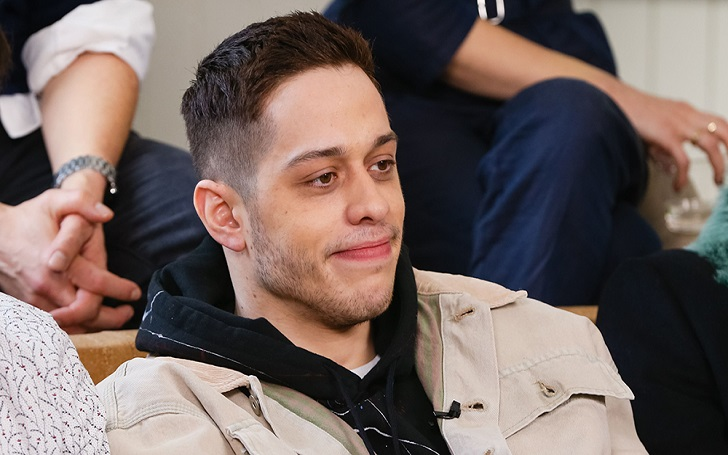 Pete Davidson Returns to Instagram Nearly Five Months After Quitting It