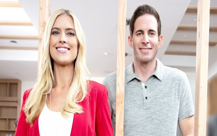 Pregnant Christina Anstead Reacts on Ex-Husband Tarek El Moussa Revealing Sex of the Baby