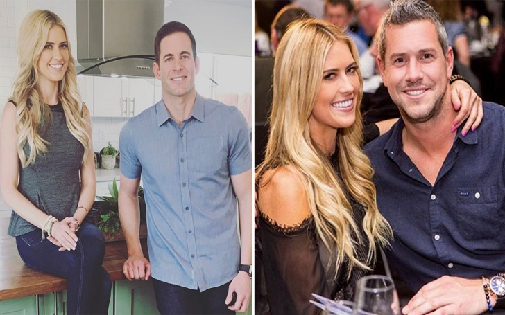 Pregnant Christina Anstead's Ex-Husband Tarek El Moussa Reveals Gender of Baby