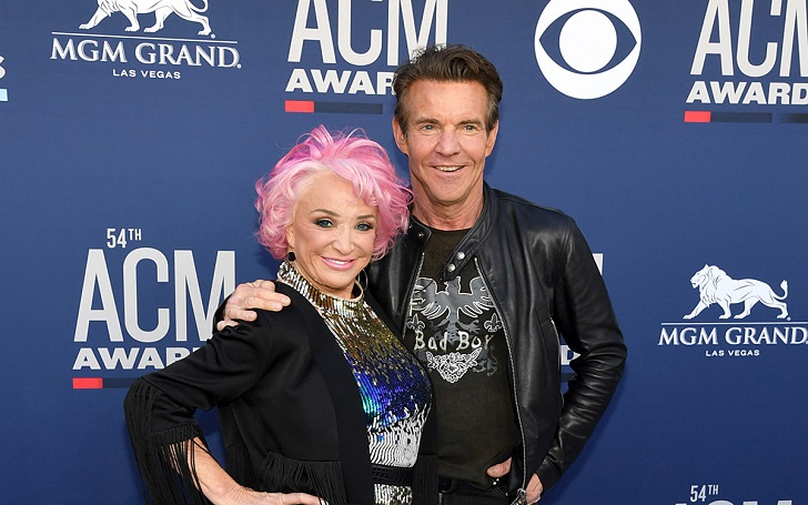 Tanya Tucker and Dennis Quaid Sparks Dating Rumors