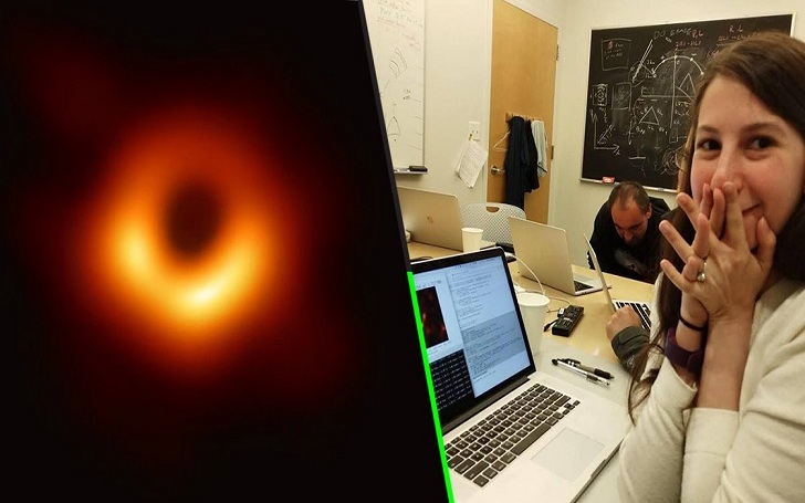 World Gets to See The First Image of a Black Hole, Credit Goes to Katie Bouman