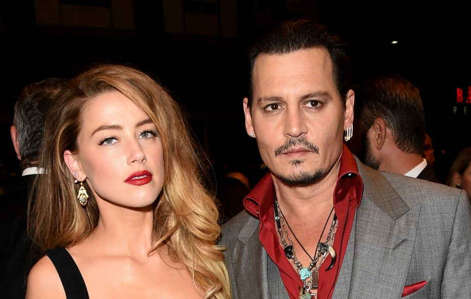 Amber Heard says Johnny Depp Tried to Kill Her
