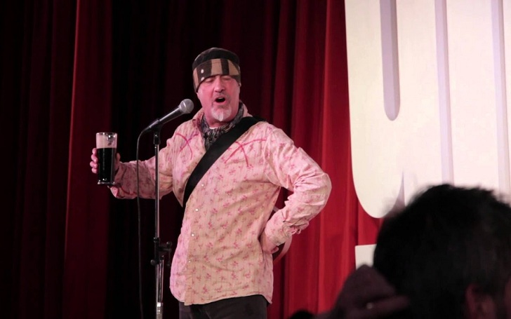 British Comedian Ian Cognito Dies on Stage After Heart Attack
