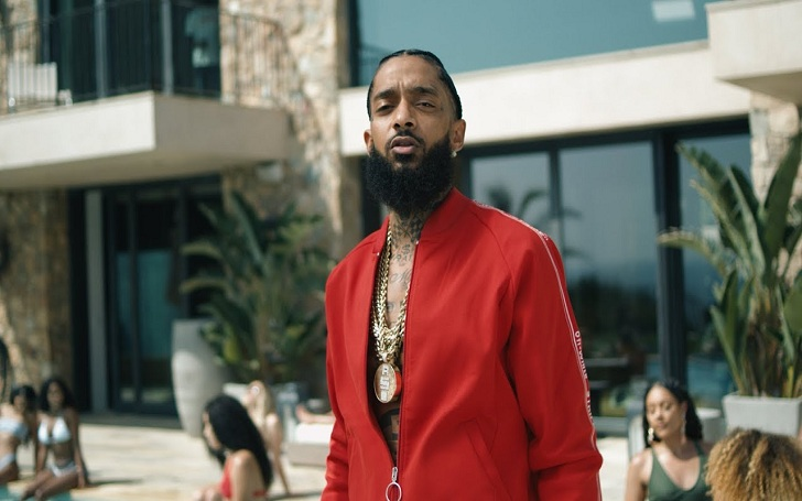 A Tribute to Nipsey Hussle; A Basketball Court As His Memorial Gets Inaugurated