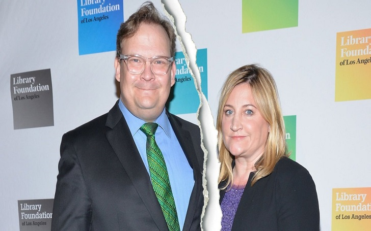 Andy Richter and Sarah Thyre Divorce: Split After 27 Years of Marriage