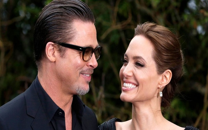 Brad Pitt and Angelina Jolie Are Not Divorced But Are Officially Single