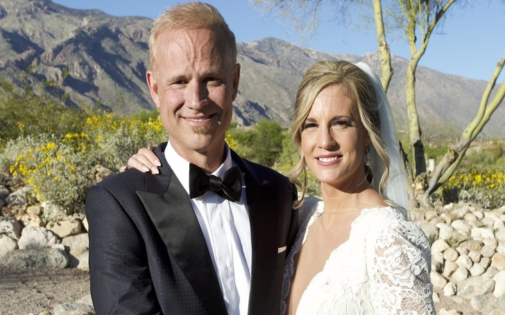 George Gray Marries Brittney Green in a Romantic Wedding Ceremony in Arizona: Photo