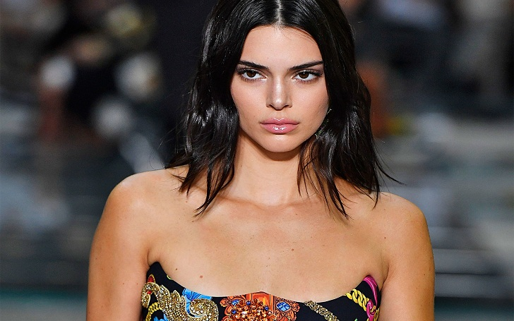 Kendall Jenner Shows off Her Legs in Her New Avatar at Revolve Festival in Coachella Valley