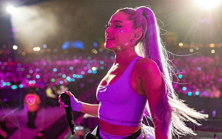 NSync & Ariana Grande Reunites For 2019 Coachella Performance