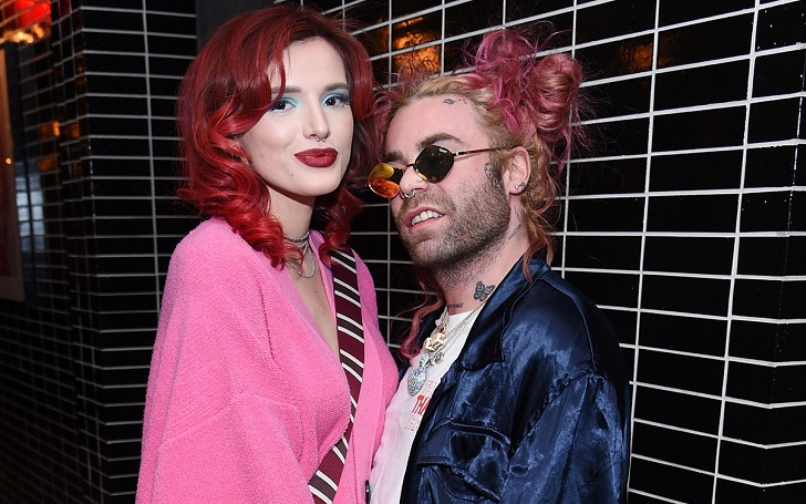 Bella Thorne Ends Her Relationship With American Rapper Mod Sun