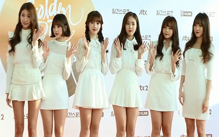 K-Pop Girl Group GFriend Set top Perform in Singapore in July
