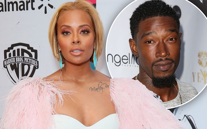 Eva Marcille's Ex-Boyfriend Kevin McCall Arrested for Domestic Violence