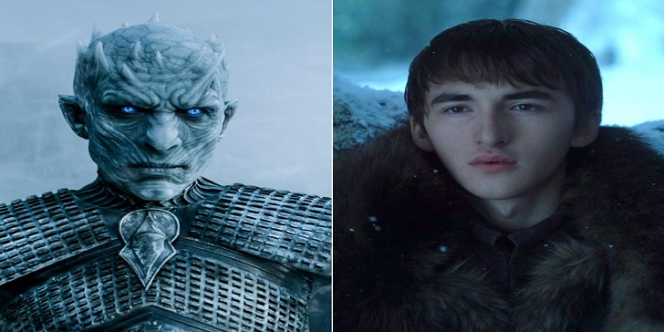 Game of Thrones' Bran Stark is The Night King?