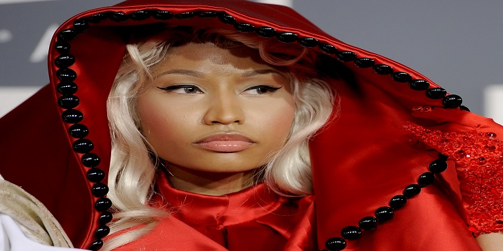 Nicki Minaj Splits From Managers Gee Roberson and Cortez Bryant