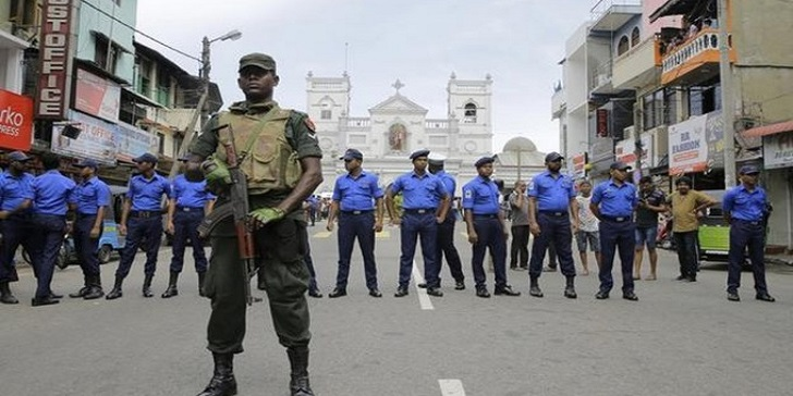 Death Toll at the Sri Lankan Church Bombings rises to 129