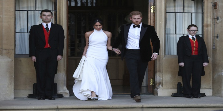 Prince Harry and Meghan Markle Might Relocate to AFRICA