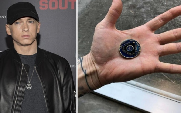 Taryn Manning Congratulates Eminem on His 11 Years of Sobriety
