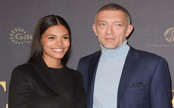 Vincent Cassel's Wife Tina Kunakey Gives Birth, Welcome First Child, a Baby Girl, Together