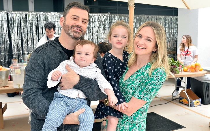 Jimmy Kimmel Celebrates 2nd Birthday of Son Billy: Shares Adorable Photo on Instagram