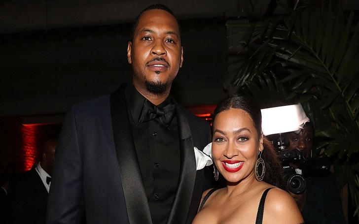 LaLa Anthony and Carmelo Anthony Discuss If They Want Second Baby