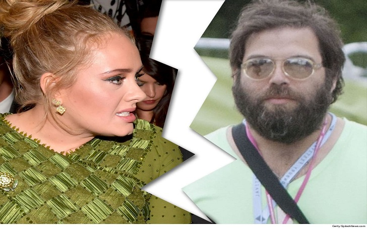 Adele Fame is Allegedly The Reason Behind Her Separation With Simon Konecki