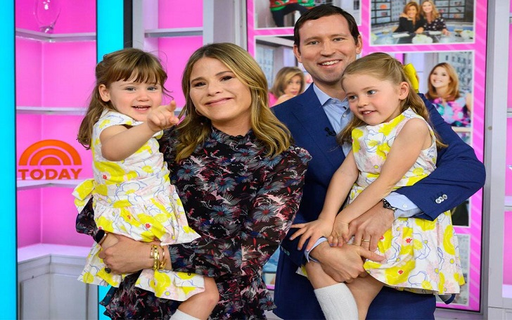 Jenna Bush Hager is Pregnant, Expecting Third Child, a Baby Boy, With Husband Henry Hager