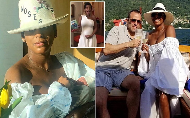 Tamron Hall Gives Birth, Welcomes First Child, a Baby Boy, With Husband Steven Greener