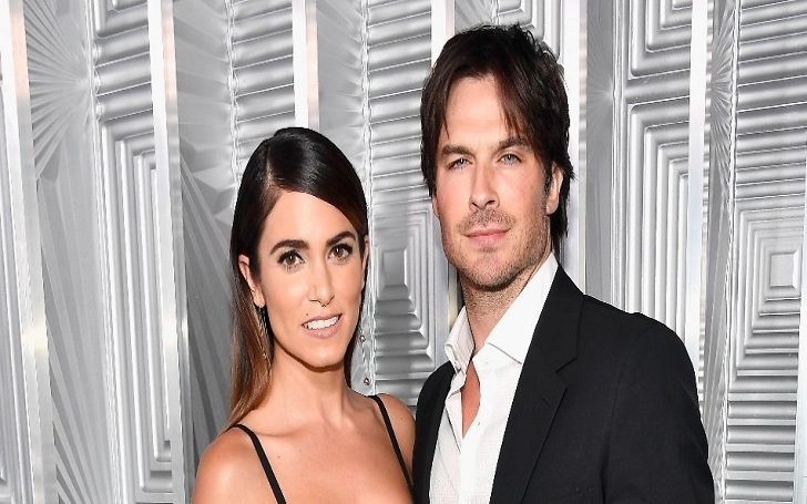 Ian Somerhalder & Nikki Reed Celebrate 4th Wedding Anniversary; What Special