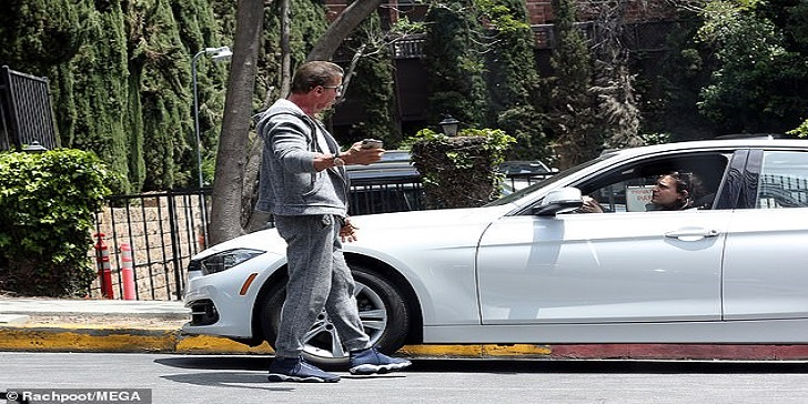 Sylvester Stallone Quarrels with a Female Driver over Parking Space
