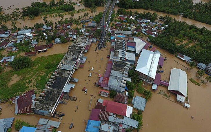 Indonesia Floods: 29 People Dead and Thousands Displaced