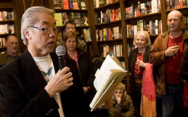 Wayson Choy, The Jade Peony Author, Dies At Age 80