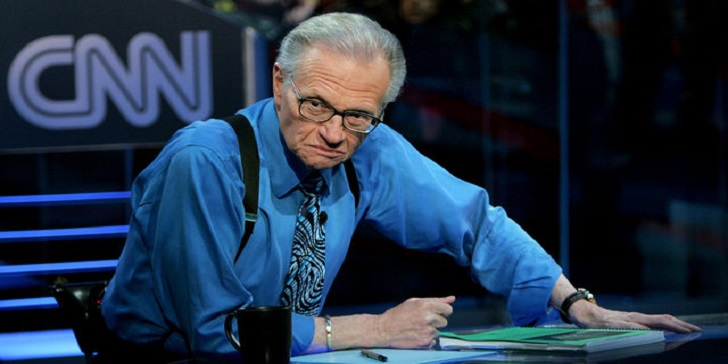 85-Year-Old Larry King Suffers Another Heart Stroke and Goes Into Cardiac Arrest