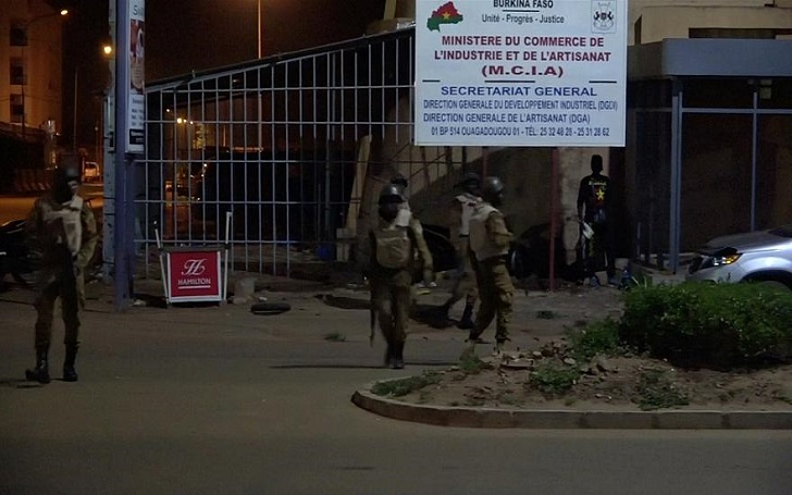 Burkina Faso Church Attack: Six People Including a Pastor Killed in West Africa