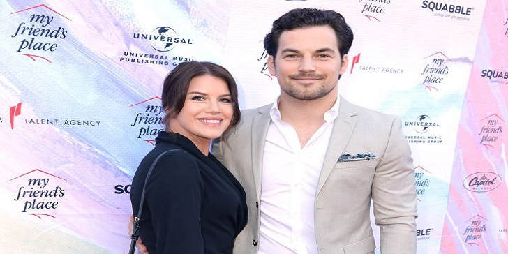 Giacomo Gianniotti, Actor of Grey's Anatomy Married Longtime Girlfriend Nichole Gustafson In Italy