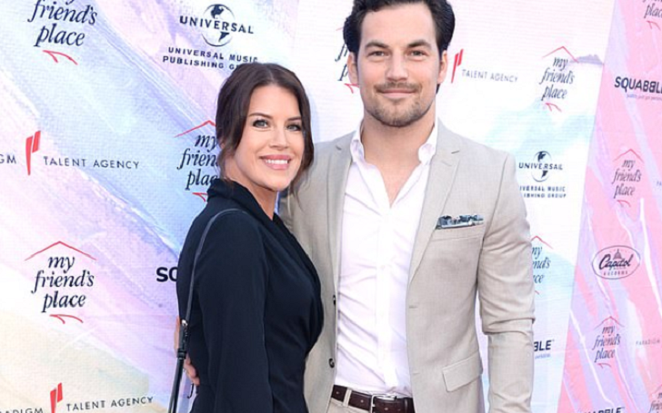 'Grey's Anatomy' Actor Giacomo Gianniotti Marries Girlfriend Nichole Gustafson in Italy