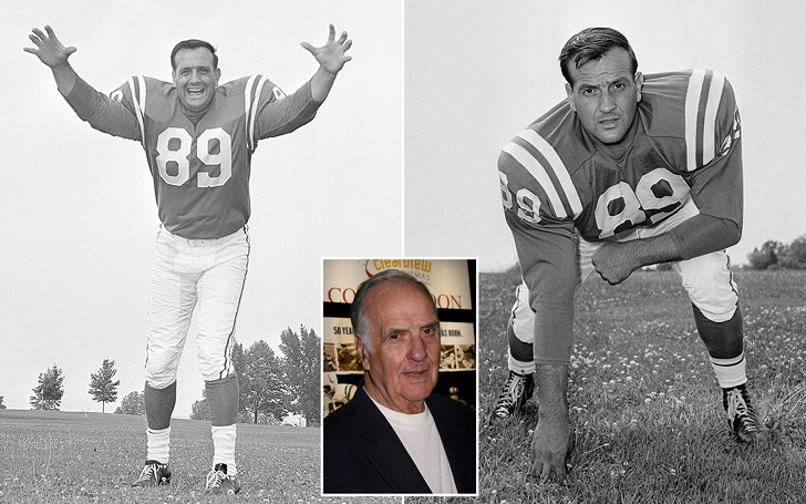 Gino Marchetti, Baltimore Colts Legend and Football Hall of Famer, Dies At Age 93