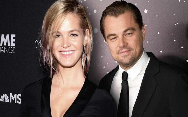 Leonardo DiCaprio's Ex-Girlfriend Erin Heatherton Files for Bankruptcy
