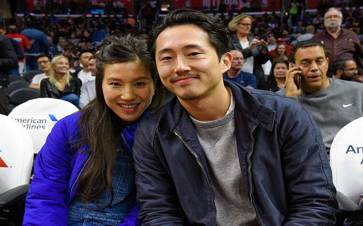 The Walking Dead's Steven Yeun Welcome Baby No. 2 With Wife Joana Pak