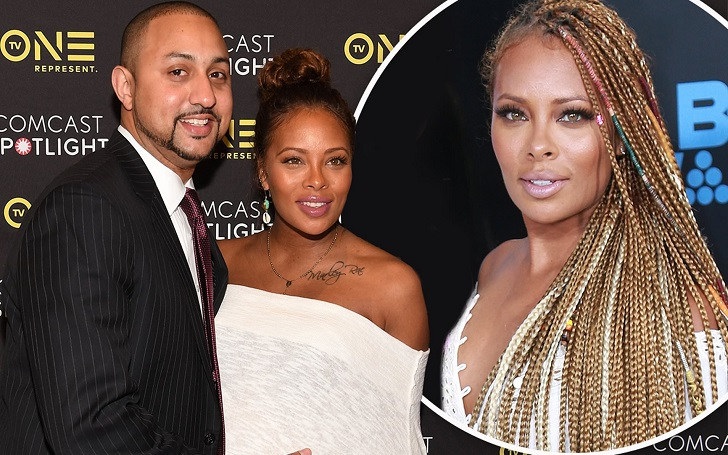 Eva Marcille is Pregnant, Expecting Third Child With Husband Michael Sterling
