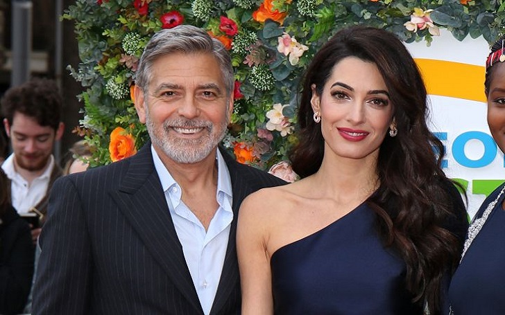 Amal Clooney Bans Husband George Clooney From Riding Motorcycles After His Italy Crash