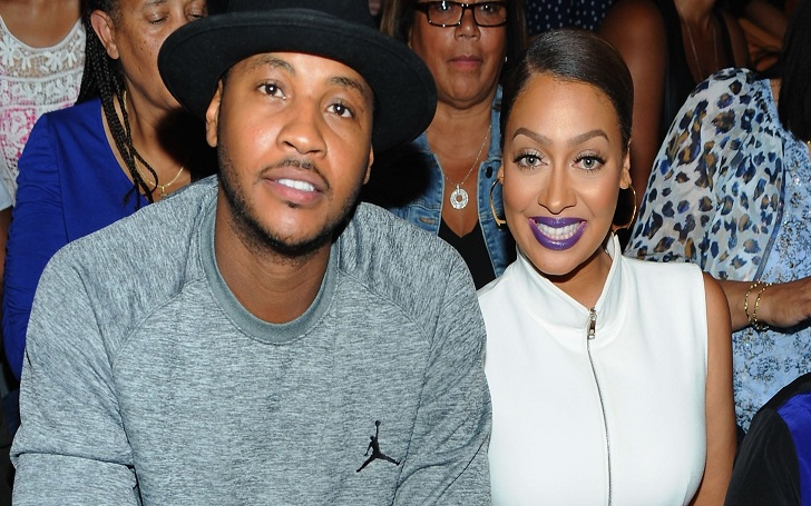 La La Anthony Says 'Marriage Is Hard' After Carmelo Anthony Reunion