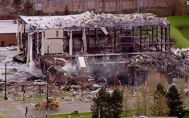 Illinois Plant Explosion: At Least One Person Killed and 2 Others Missing