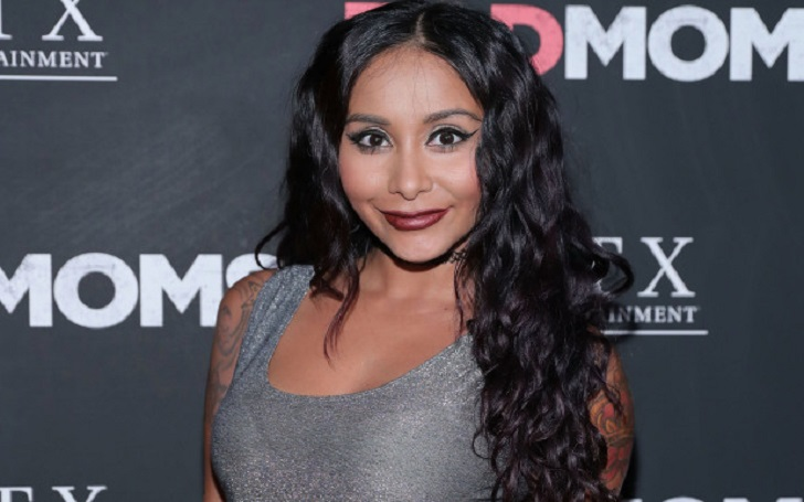 Pregnant Nicole Polizzi aka Snooki Celebrates Arrival of Third Child at Baby Shower