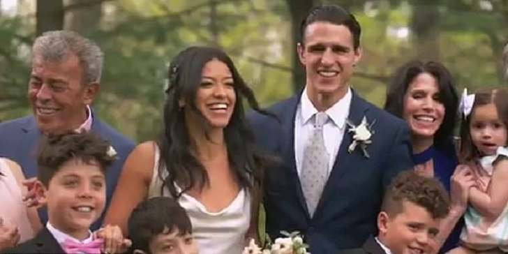 Actress Gina Rodriguez Marries Fiance Joe LoCicero