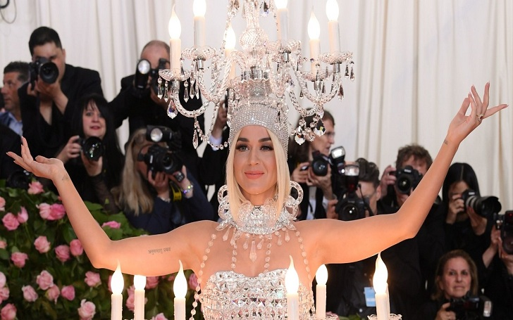You Might Find Katy Perry's Second Met Gala Look Delicious, Check it Out