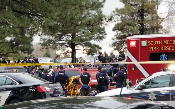 Colorado School Shooting: At least 1 Dead & 8 Injured: Two Suspects Arrested