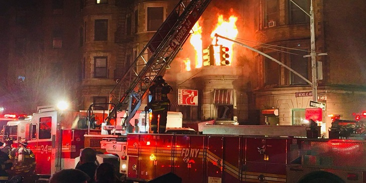 Family-of-Six Died in a Horrifying Fire Breakout in Harlem, New York