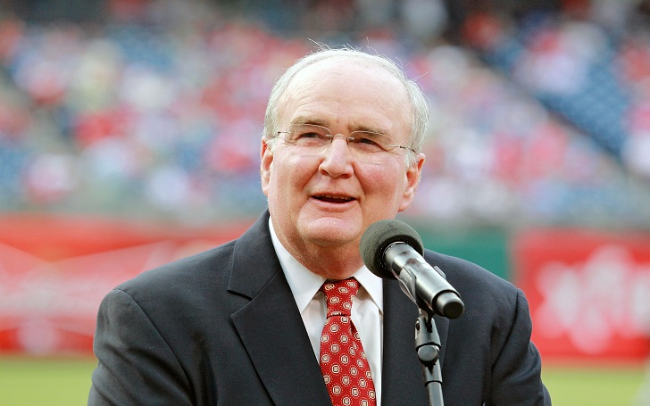 David Montgomery, Philadelphia Phillies Chairman, Dies At Age 72