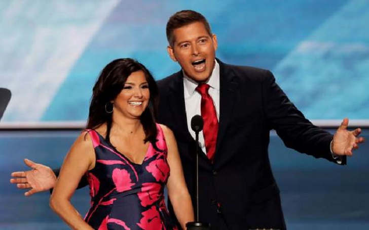 Sean Duffy's Wife Rachel Campos-Duffy is Pregnant, Expecting Ninth Child